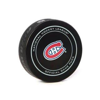 Club De Hockey JEFF CARTER GOAL PUCK (1) 11-OCT-2018