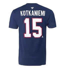 Fanatics JESPERI KOTKANIEMI #15 PLAYER T-SHIRT