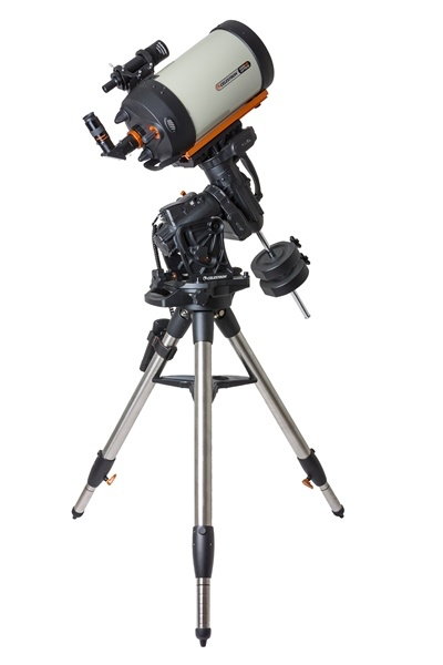 Celestron C8 EdgeHD with CGX Mount