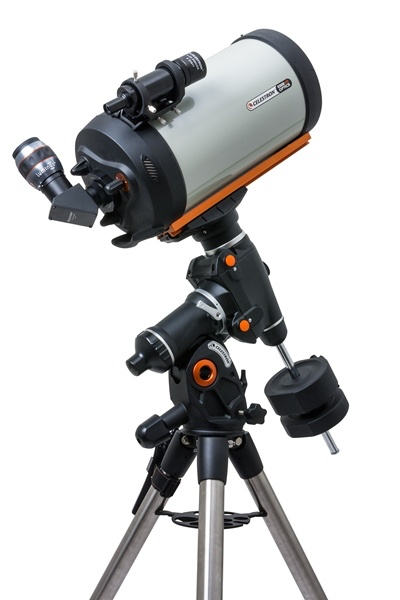 Celestron C9.25 EdgeHD with CGEM II Mount