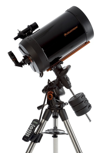Celestron C11 with AVX Mount