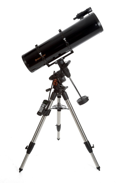 "Celestron 8"" Newtonian with AVX Mount"