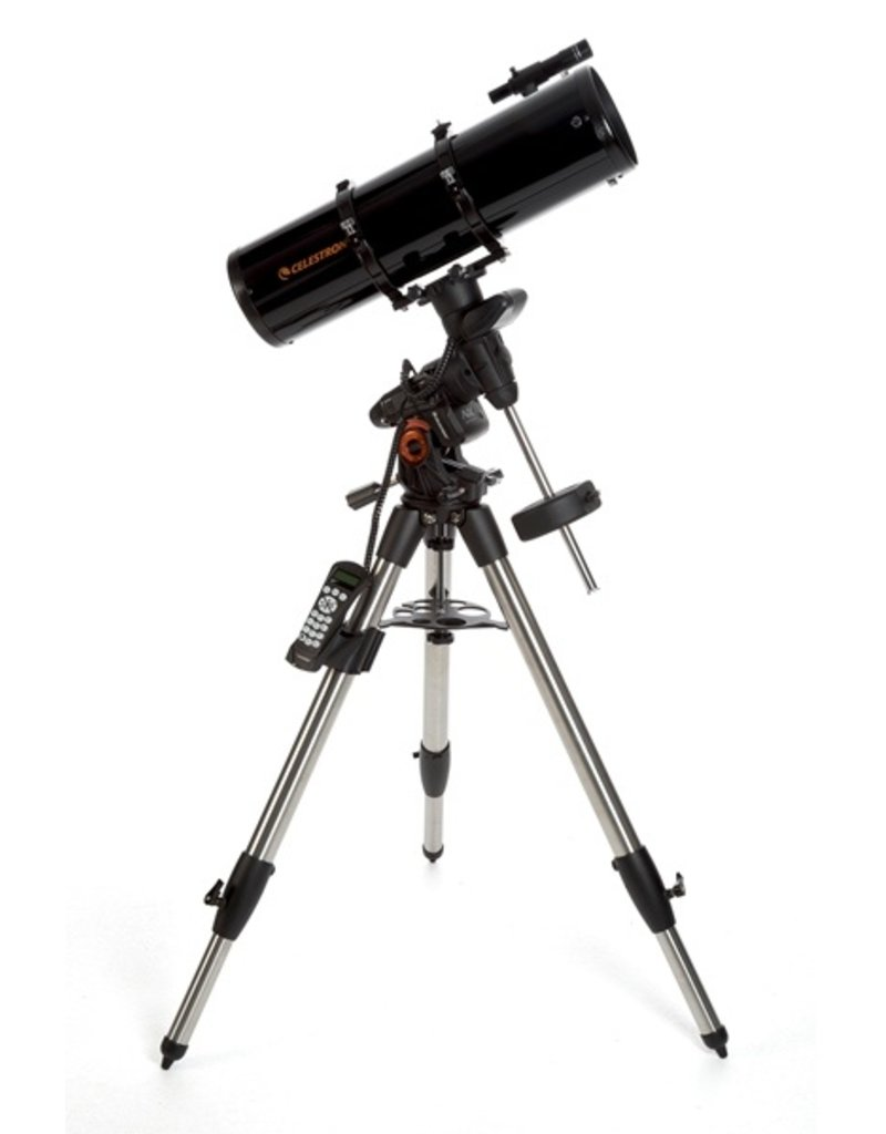 "Celestron 6"" Newtonian with AVX Mount"