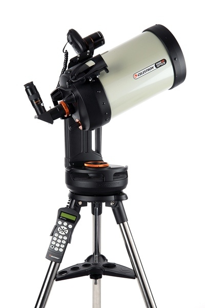 "Celestron NexStar Evolution 8"" EdgeHD SCT with StarSense"