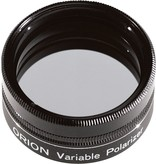 """Orion Orion Variable Polarizing Filter, 1.25"""""""