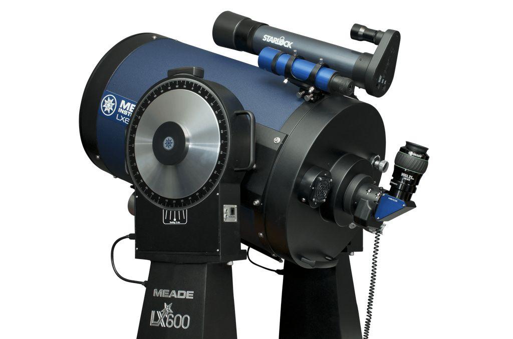 """Meade 16"""" f/8 SCT LX600 w/o Tripod"""