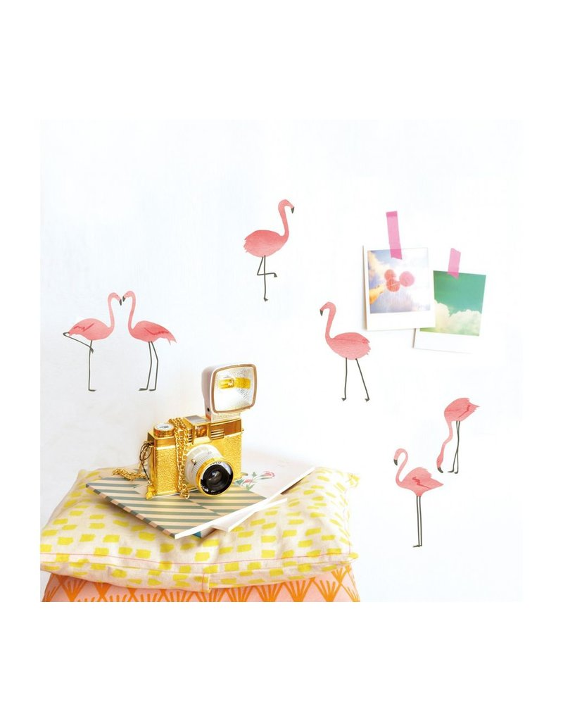 Mimi Lou Mimi Lou Just a touch Flamingos