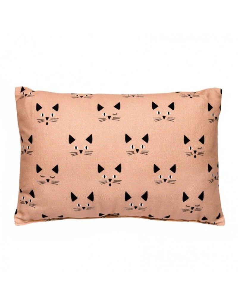 Mimi Lou Mimi Lou Mini Cushion Cats