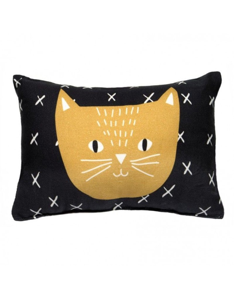 Mimi Lou Mimi Lou Mini Cushion Charlie Le Chat