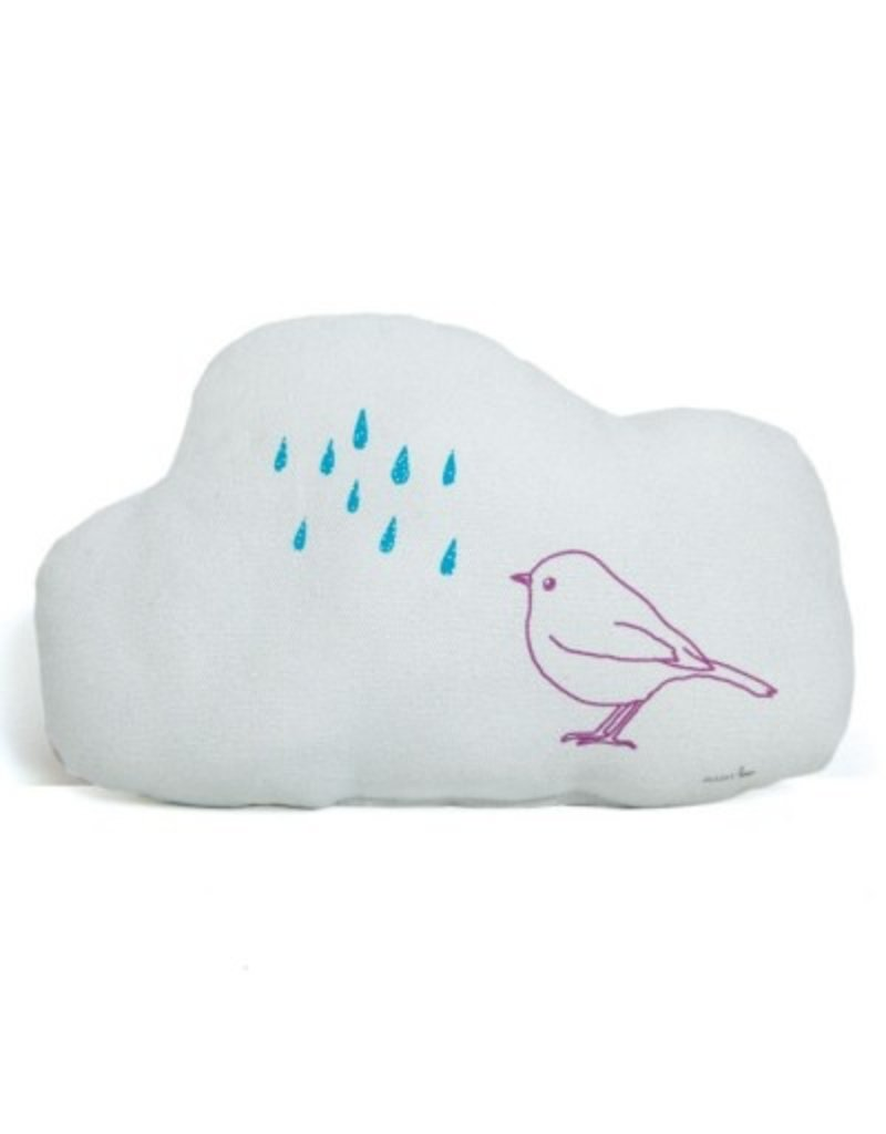 Mimi Lou Mimi Lou Cloud stuffed pillow