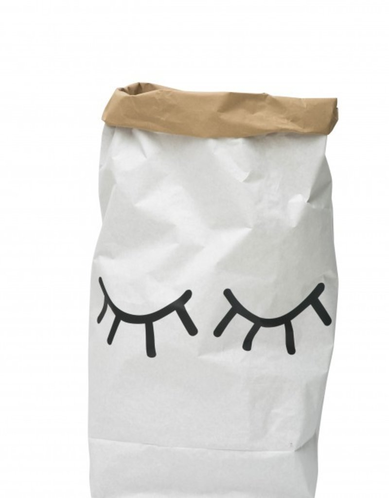 Tell Kiddo Tell Kiddo Paper Bag Closed Eye
