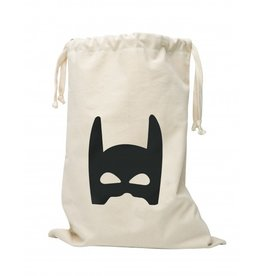 Tell Kiddo Tell Kiddo fabric bag superhero