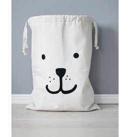 Tell Kiddo Tell Kiddo Fabric bag bear