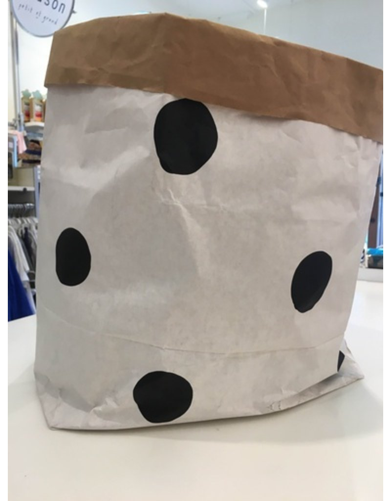 Tell Kiddo Tell Kiddo Paper bag dots small