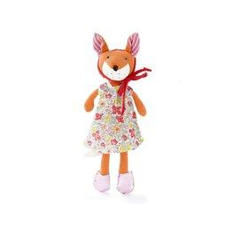 Hazel Village Hazel Village Flora Fox In Liberty Easter Outfit