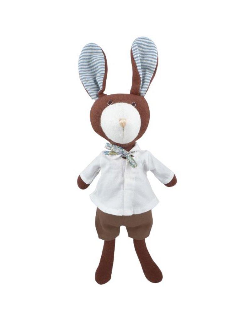 Hazel Village Hazel Village Lucas Rabbit In Liberty Bow Tie Outfit