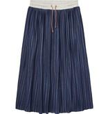 Scotch Rbelle Scotch RBelle Pleated Jersey Maxi Skirt