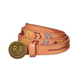Scotch Rbelle Scotch RBelle Belt with embroidery