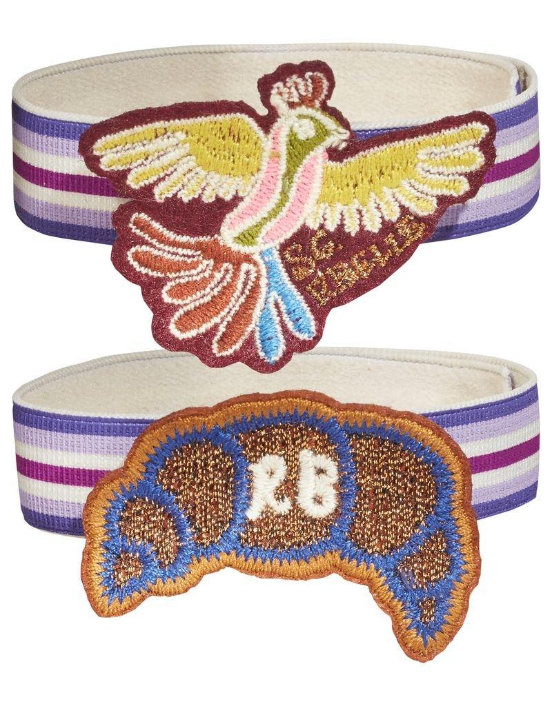 Scotch Rbelle Scotch RBelle Bracelet & Hairband