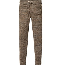 Scotch Rbelle Scotch RBelle Knitted pants with glitter