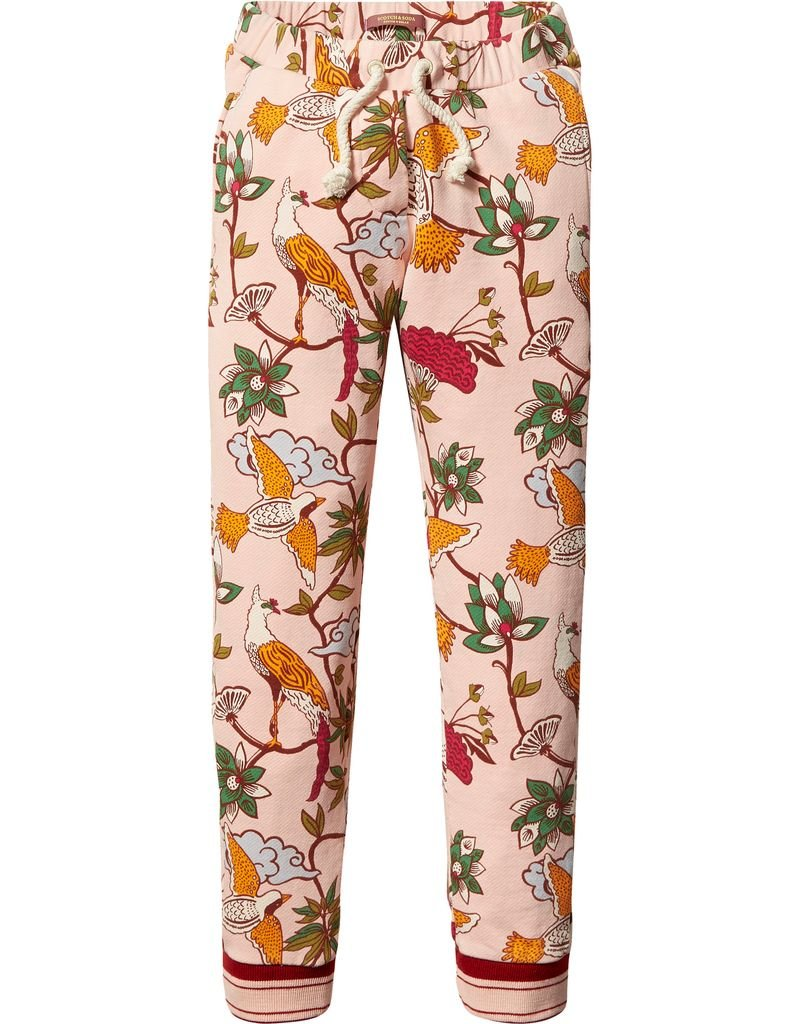 Scotch Rbelle Scotch RBelle All over print pants