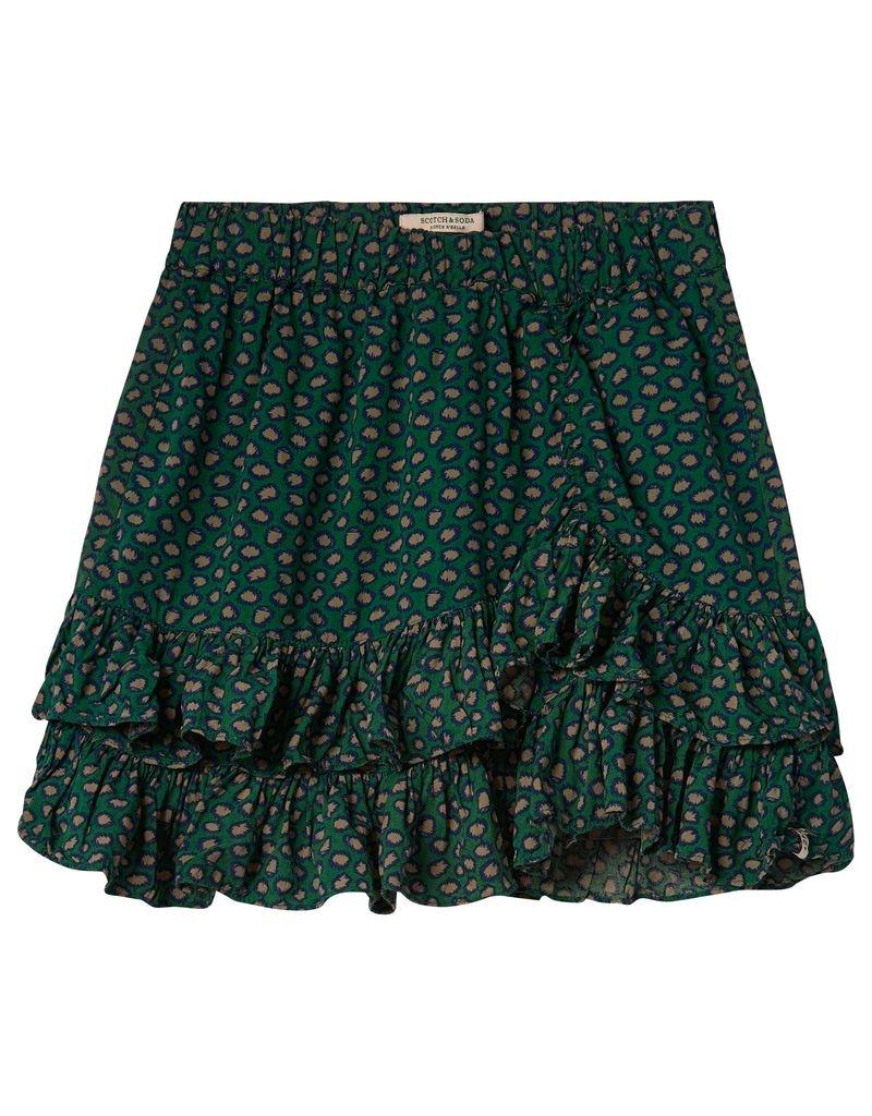 Scotch Rbelle Scotch RBelle All over print skirt