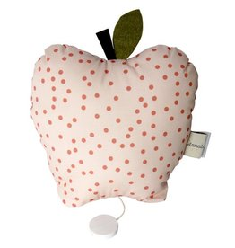 Annabel Kern Annabel Kern Musical Apple Cushions