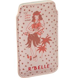 Scotch Rbelle Scotch Rbelle Leather iPhone Case
