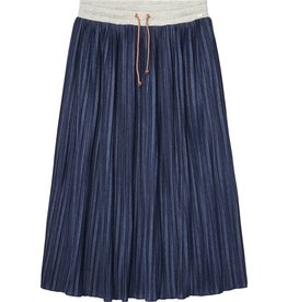 Scotch Rbelle Scotch RBelle Pleated Jersey Maxi Skirt