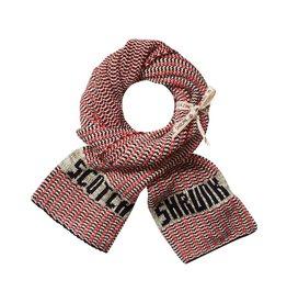 Scotch Shrunk Scotch Shrunk Chunky knit scarf