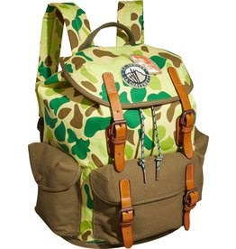 Scotch Shrunk Scotch Shrunk Camo Backpack