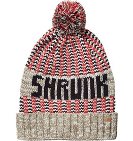 Scotch Shrunk Scotch Shrunk Chunky knit beanie