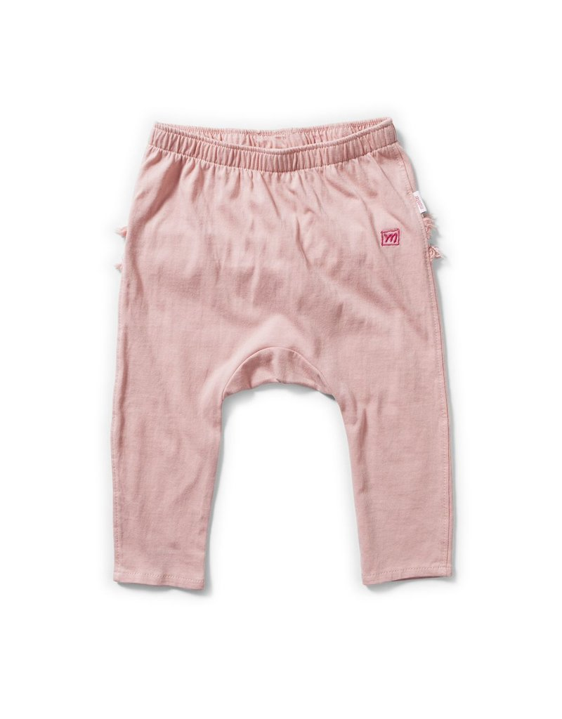 Munster Munster Swing Jersey Pant with ruffles