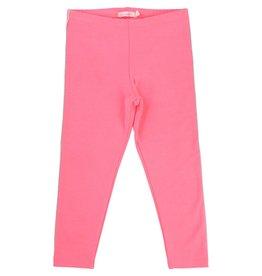 Billie Blush Billie Blush Lycra jersey leggings with piping
