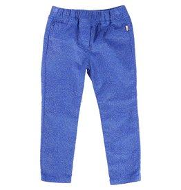 Billie Blush Billie Blush Velvet pants, glitter effect