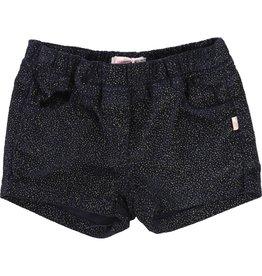 Billie Blush Billie Blush Velvet shorts, glitter effect