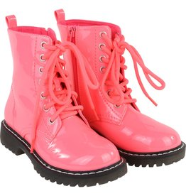 Billie Blush Billie Blush Patent leather boots