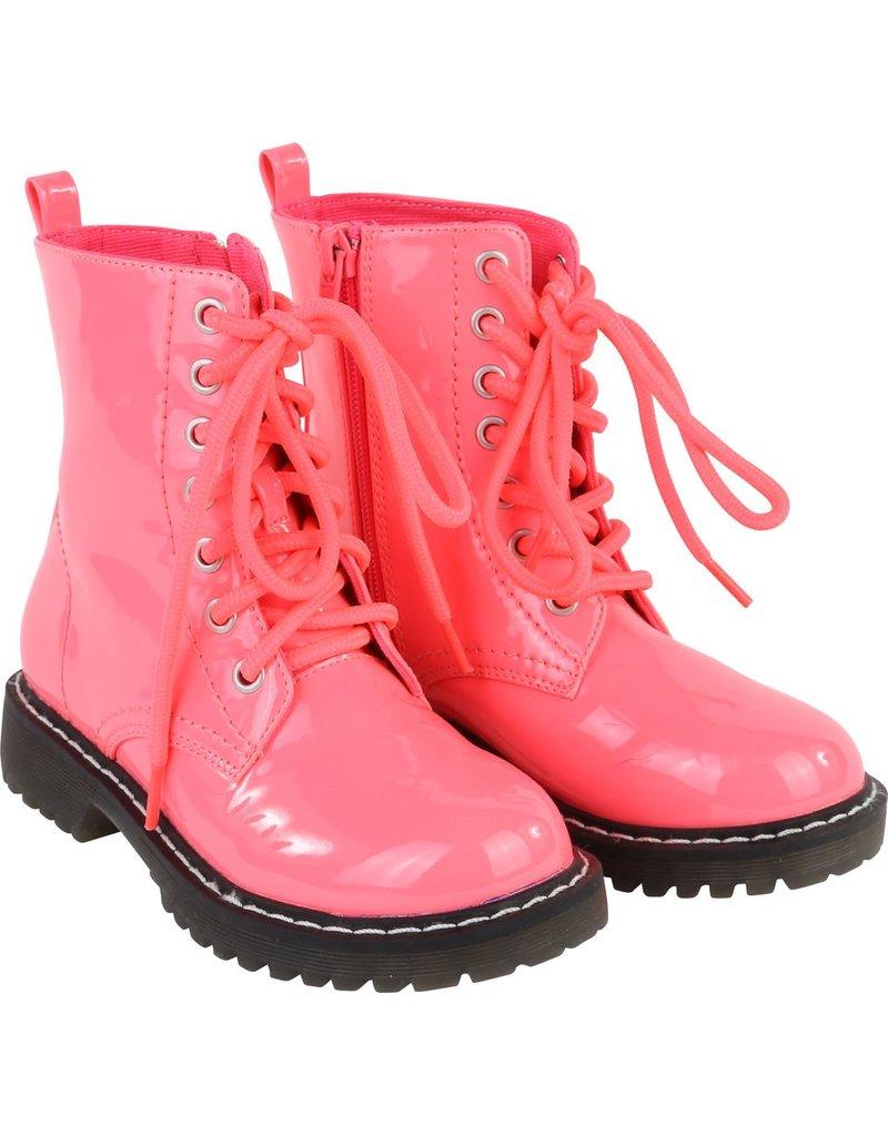Billie Blush Billie Blush Patent leather boots