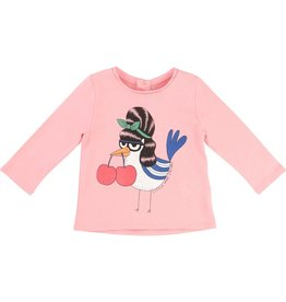 Little Marc Jacobs Little Marc Jacobs Jersey modal tee shirt - Mummy Bird