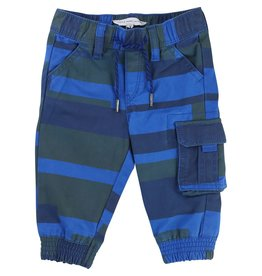Little Marc Jacobs Little Marc Jacobs Twill trousers, allover printed