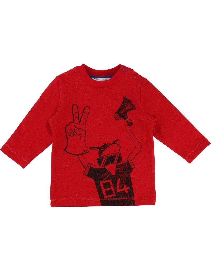 Little Marc Jacobs Little Marc Jacobs Jersey tee shirt - No 84
