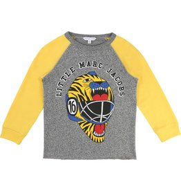 Little Marc Jacobs Little Marc Jacobs jersey tee shirt - Football