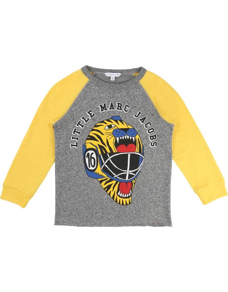 Little Marc Jacobs Little Marc Jacobs jersey tee shirt - Football