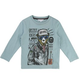 Little Marc Jacobs Little Marc Jacobs Jersey tee shirt- Cool Bear