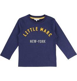 Little Marc Jacobs Little Marc Jacobs Jersey tee shirt- Little Marc