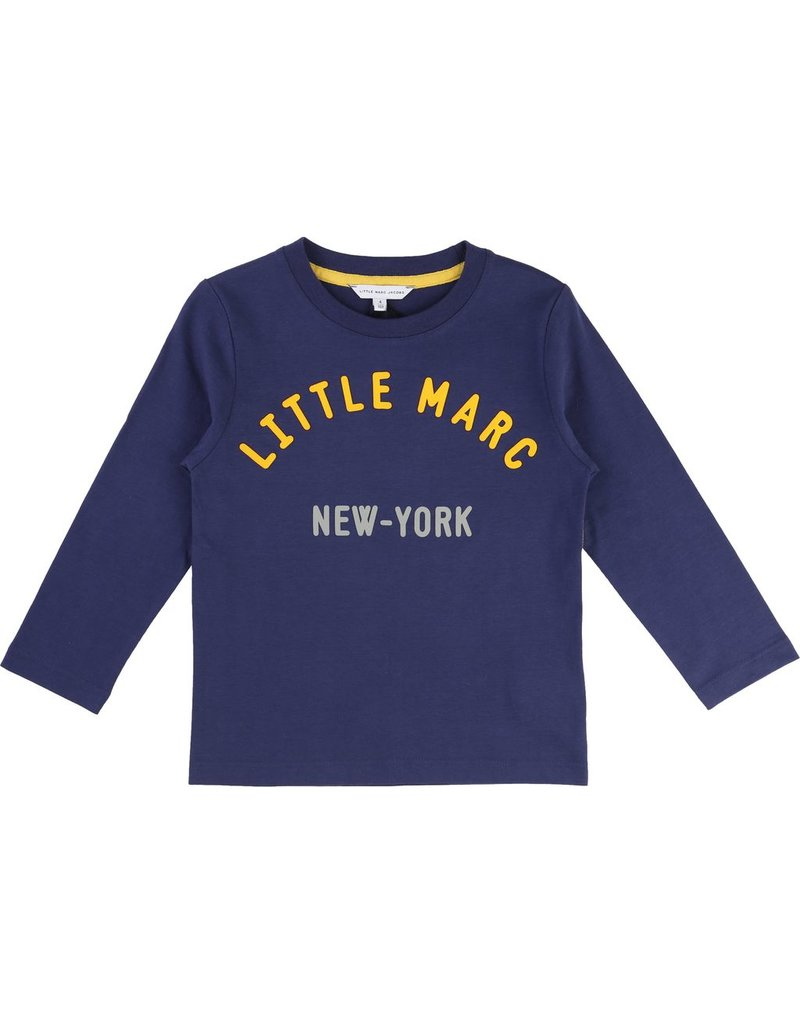 Little Marc Jacobs Little Marc Jacobs Jersey tee shirt- Little Marc