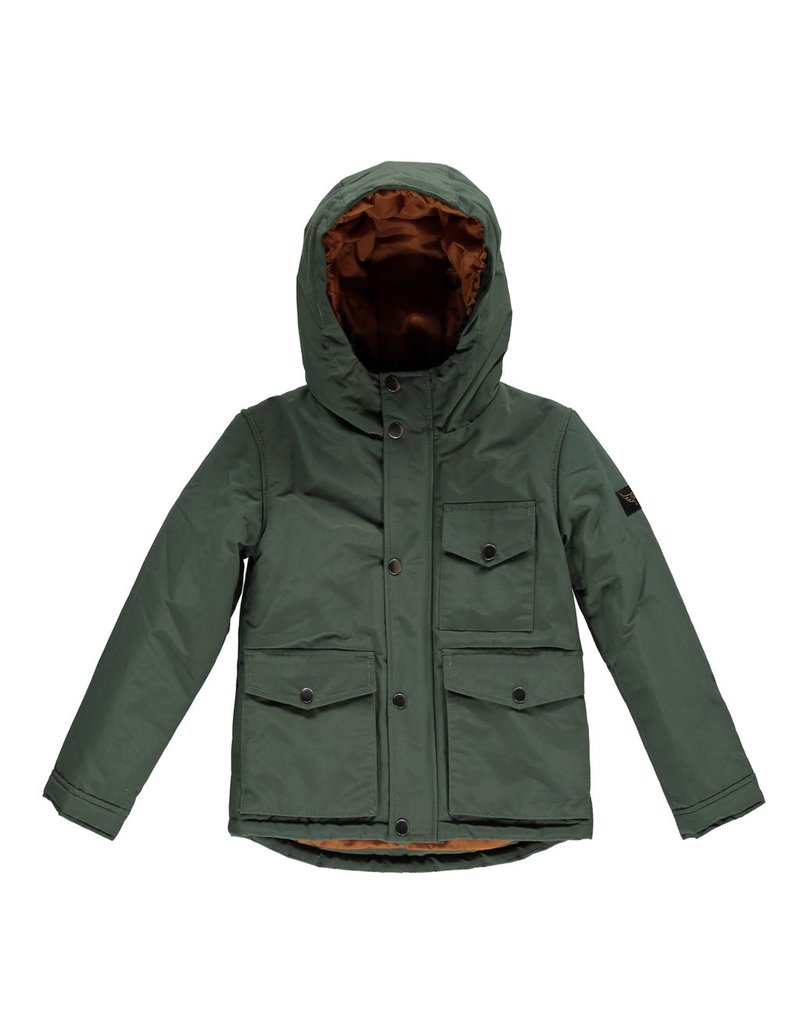 Finger in the Nose Finger in the Nose Frontier Parka