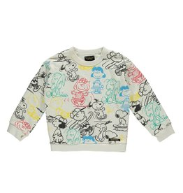 Finger in the Nose Finger in the Nose Turner Snoopy Oversize Sweater