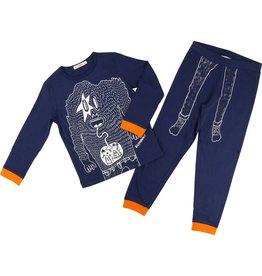 Billy Bandit Billy Bandit Cotton jersey pyjama