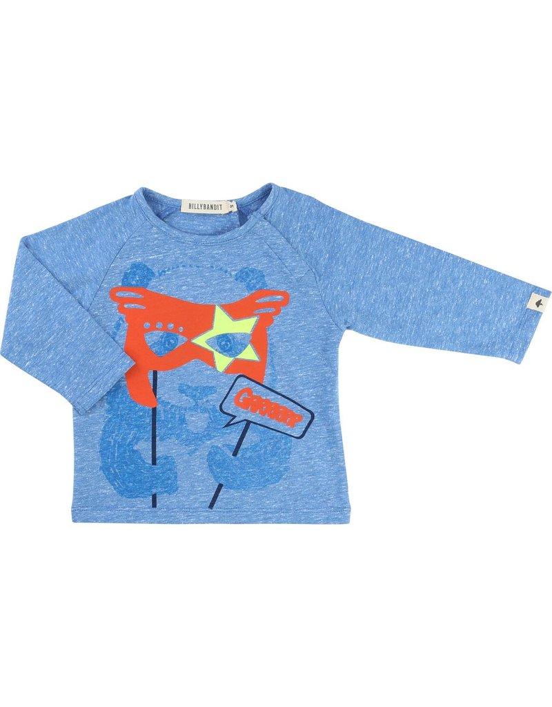 Billy Bandit Billy Bandit Single fancy jersey tee shirt